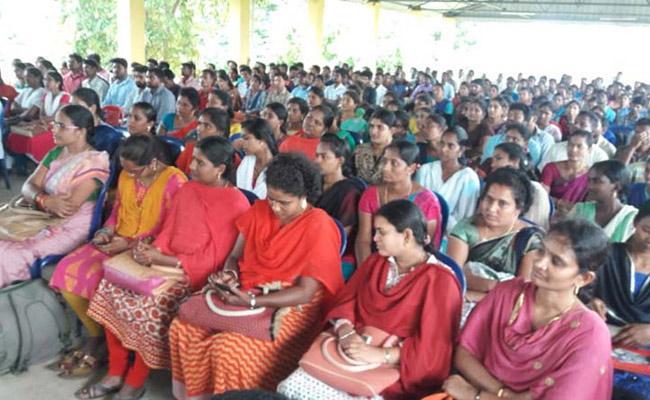 Village Volunteers Take Charge From Tomorrow - Sakshi