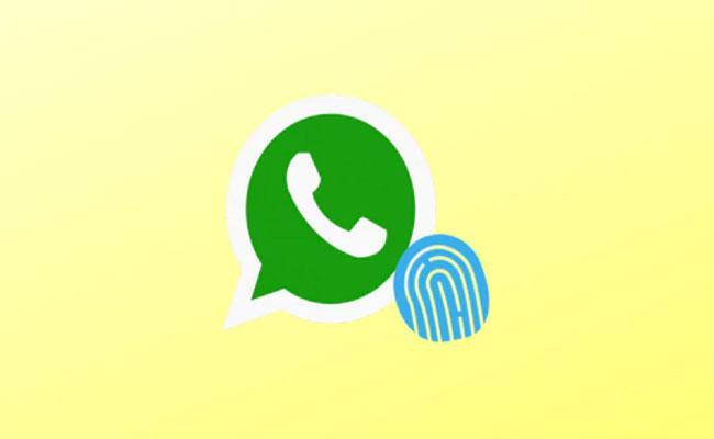 WhatsApp Finally Brings Fingerprint Authentication to Android Users - Sakshi
