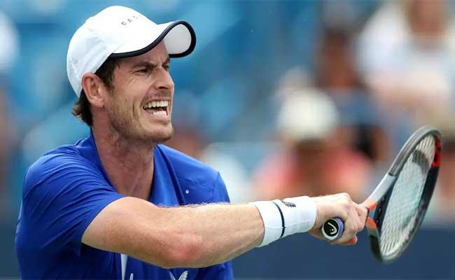 Andy Murray Loses First Singles After Surgery In Cincinnati Open - Sakshi