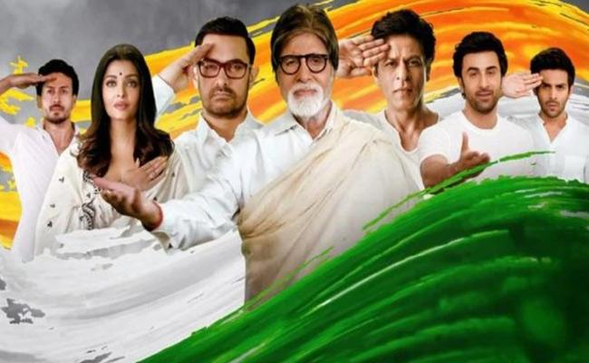 Bollywood Pays Tribute To Pulwama Martyrs - Sakshi