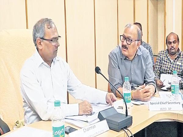 Green signal for reverse tendering in Polavaram - Sakshi