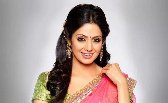 Penguin Random House India is all Set to Publish a Book on Sridevi - Sakshi