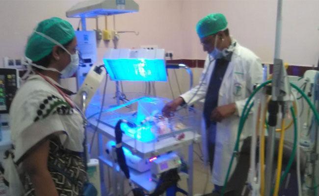 Mother Left Her Baby In Hospital In East Godavari - Sakshi