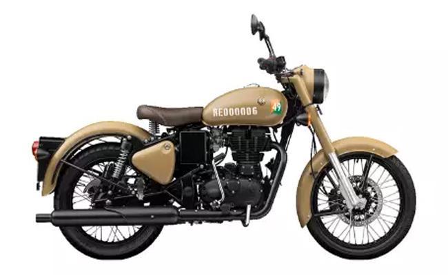 Smuggling Bullet Bike Low Caste In Kadapa - Sakshi