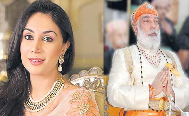 Diya Kumari Says We are Lord Rama Descendants - Sakshi