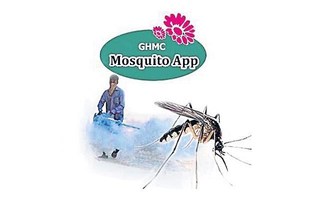 GHMC Mosquito Contest in Medical Camps - Sakshi