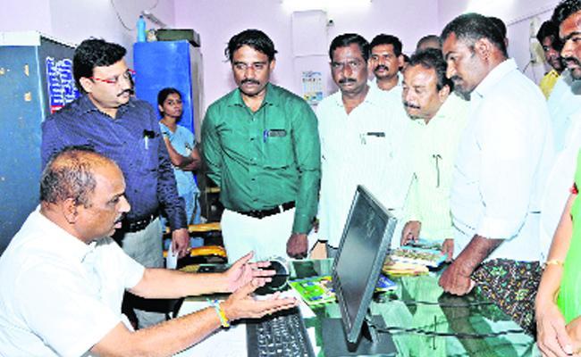 Minister Shankar Narayana Inspection In Anantapur - Sakshi