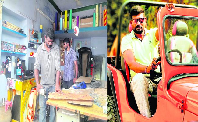 Movie Artist In Kurnool - Sakshi
