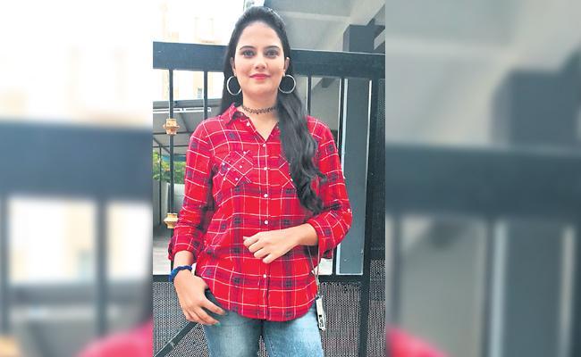 TV Artist Poornika Sanvi Chit Chat ith Sakshi