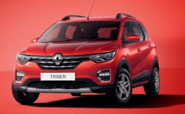 RenaultTriber bookings to begin from17 August launch on 28 August - Sakshi