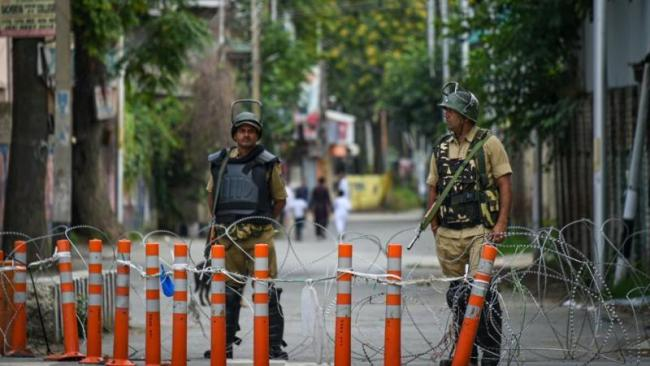 Restrictions In Jammu Lifted, Will Stay In Kashmir - Sakshi