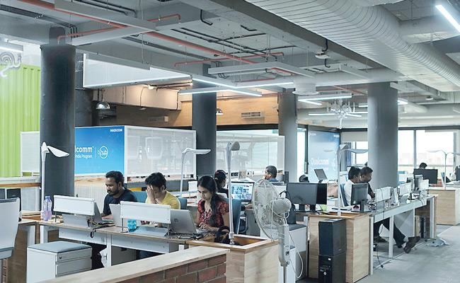 T- Hub, Which Helps Startup Companies - Sakshi