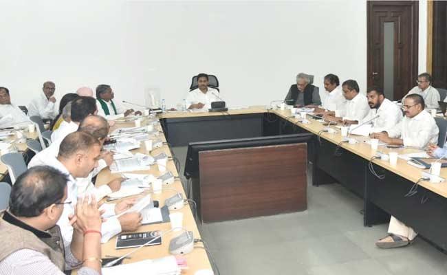 CM YS Jagan Review Meeting Over Agriculture Mission - Sakshi