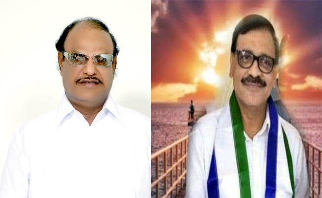 Challa Ramakrishna Reddy And Mohmmad Iqbal Contesting For MLC From Renati Gadda, Kurnool - Sakshi