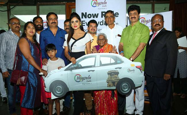 Ola Uber to have a competitor in city - Sakshi
