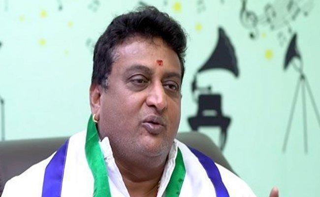 SVBC Chairman Prithviraj Dares Actor Rajendra Prasad - Sakshi