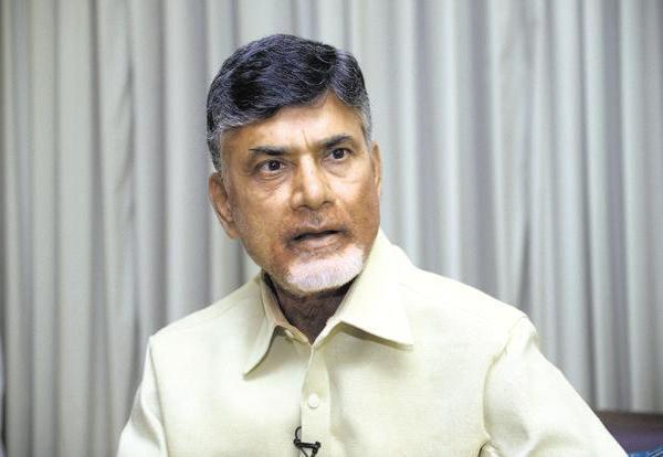 Chandrababu has 97 Staff for security - Sakshi