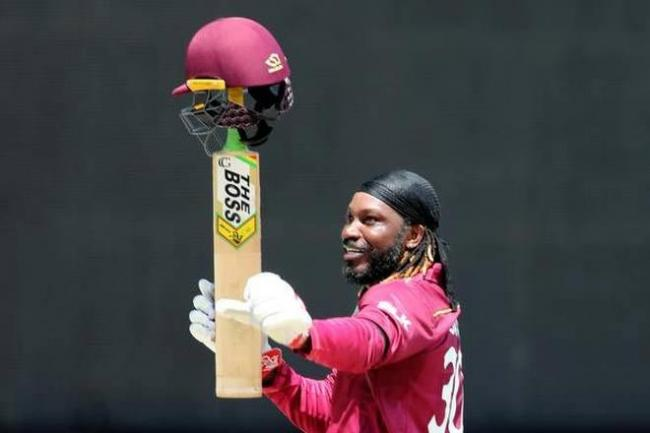 West Indies to 240 for 7 in rain curtailed 3rd ODI - Sakshi
