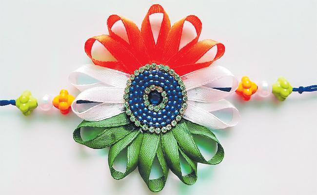 Rakhi And Independence Day Celebrations Story - Sakshi