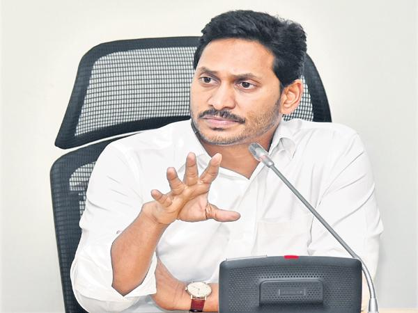 CM YS Jagan Comments in Urban Housing Review Meeting - Sakshi