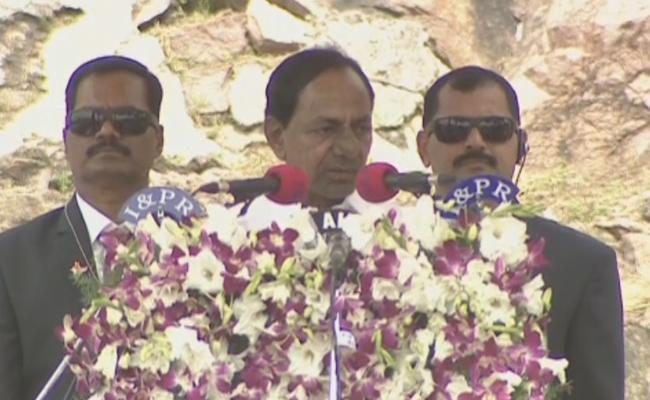 Kcr Clarifies Recruitments Will Takeup According New Zonal Policy - Sakshi