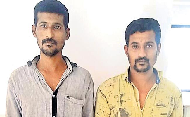 Murder Case Reveals After Ten Years in Hyderabad - Sakshi