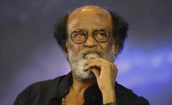 Rajinikanth Reaction on Kashmir Issue - Sakshi