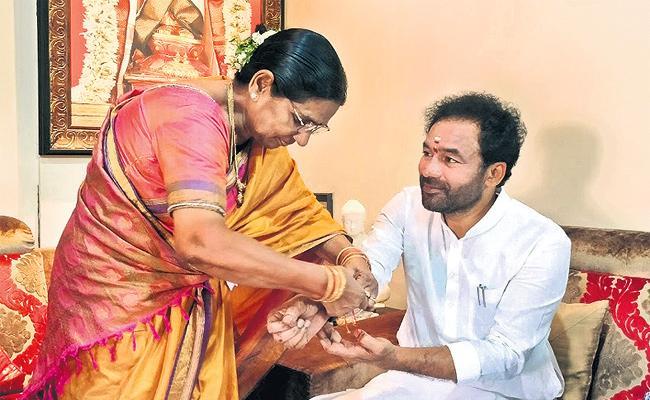 Raksha Bandhan Special Story - Sakshi