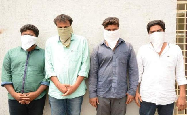 Ramji Gang Arrest in Hyderabad - Sakshi