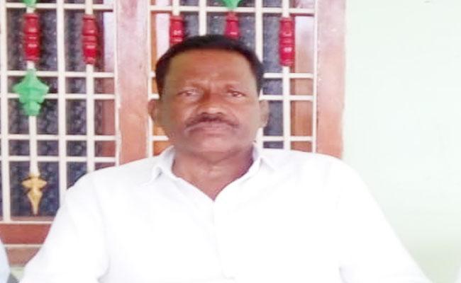 Congress Ex MLA Uke Abbaiah Jump To BJP - Sakshi