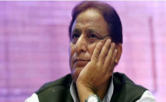 Azam Khan's luxury resort in UP faces trouble  - Sakshi