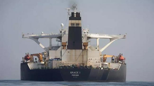 24 Indian crew members aboard seized Iranian ship released - Sakshi