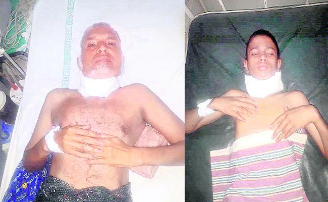 Muslim Priest Attacked By Village People In Kadapa - Sakshi