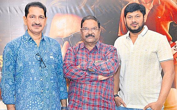 Kousalya Krishnamurthy movie press meet - Sakshi