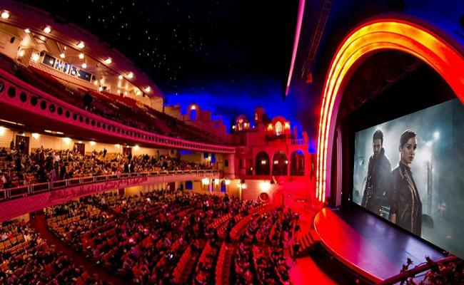 Prabhas Saaho Movie Premiere At Le Grand Rex Theater - Sakshi