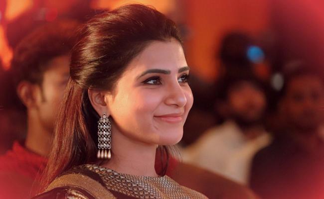 Samantha to debut in a web series - Sakshi