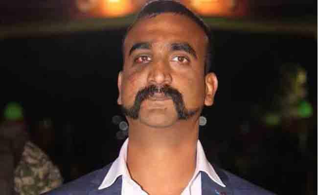 Minty Agarwal Says Abhinandan Varthaman Shooting Pak F16 - Sakshi