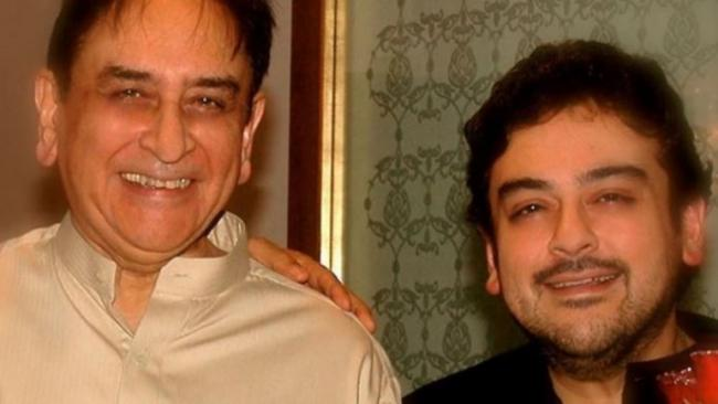Adnan Sami Befitting Reply To Trolls About His Father - Sakshi