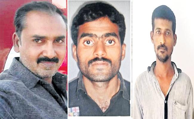 Murder Case Reveals After Ten Years in Hyderabad - Sakshi