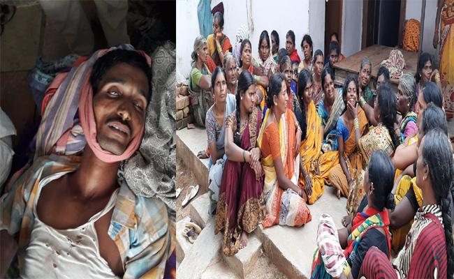 Farmer Died Due To Electric Shock On Rakhi Festival In Yadadri District - Sakshi