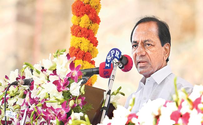 CM KCR Statement On New Revenue Act In 73rd Independence Speech - Sakshi