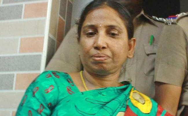 Nalini Petition on Parole Extended - Sakshi