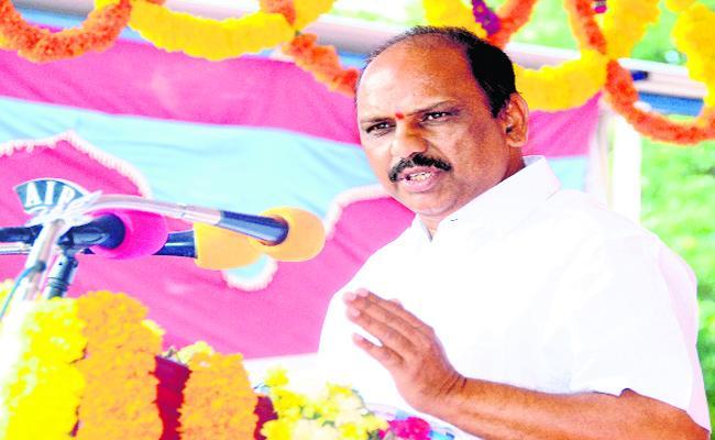 Shankar Narayana Independence Day Speech In Anantapur - Sakshi