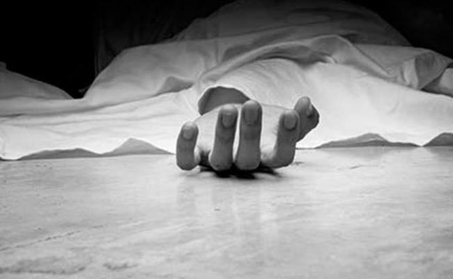 Woman Commits Suicide In UP - Sakshi