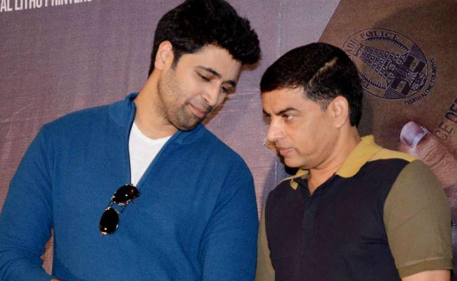 Dil Raju Invites Adivi Sesh to Work in SVC Banner - Sakshi
