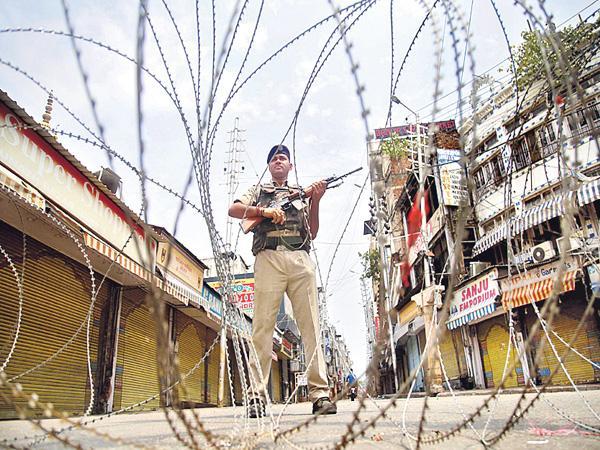 Shekar Guptha Article On Jammu and Kashmir - Sakshi