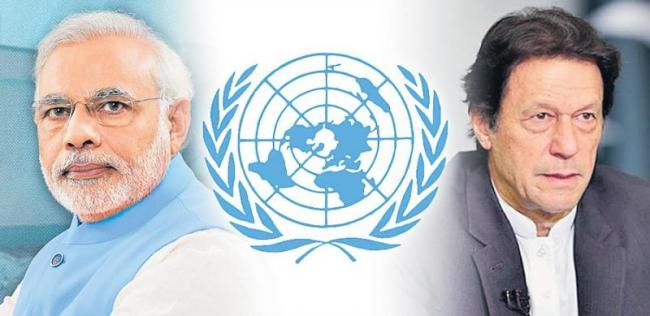 Pakistan Trying to Mislead World, Says India as UNSC - Sakshi