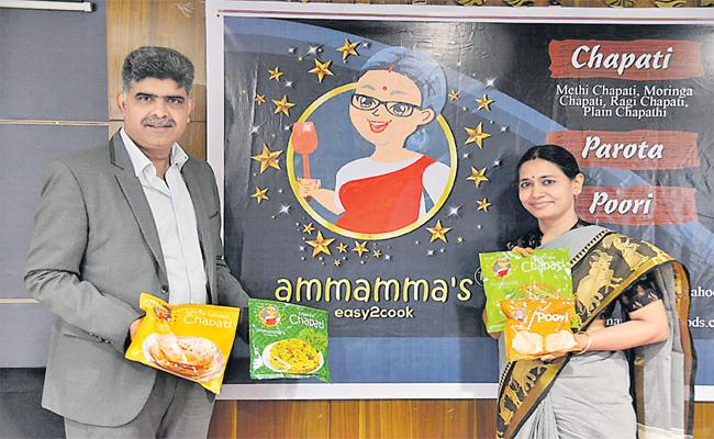 Ready to cook food start up MFPL targets 1lakh units per day - Sakshi
