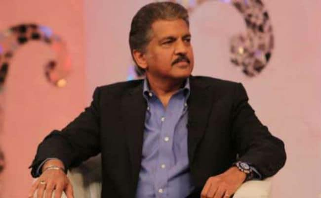 Anand Mahindra Witty Reply Makes Smile About An SUV - Sakshi