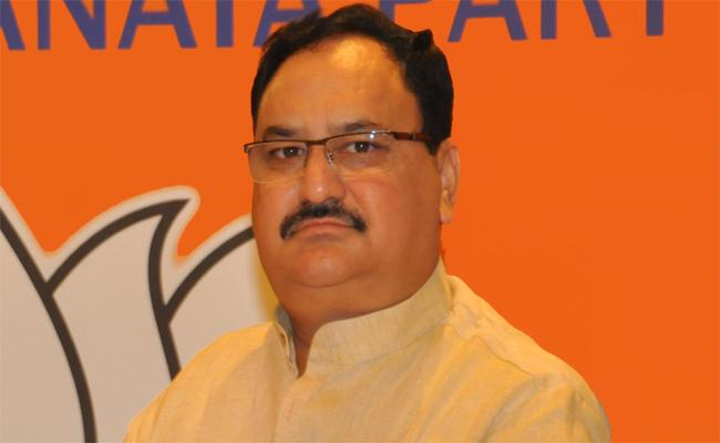 BJP Working President JP Nadda Visits To Hyderabad On August 18 - Sakshi